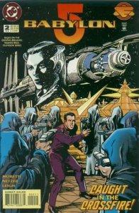 Babylon 5 #2, NM (Stock photo)