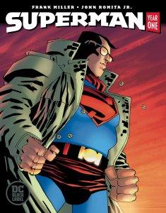 Superman Year One #2 Miller Cvr (DC, 2019) NM