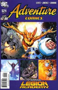 Adventure Comics #524 FN; DC | save on shipping - details inside
