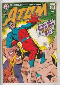 Atom, The #34 (Jan-67) FN/VF+ High-Grade The Atom