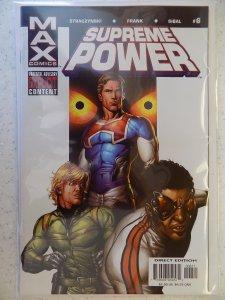 Supreme Power #6 (2004)