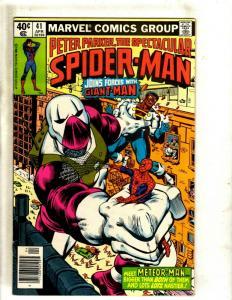 12 Spectacular Spider-Man Marvel Comics 41 42 43 44 45 46 47 48 49 51 54 60 WS13