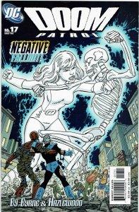 Doom Patrol #17 (2004 v4) John Byrne NM