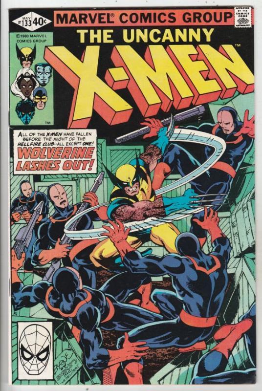 X-Men #133 (May-80) VF/NM High-Grade X-Men