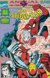 Web of Spider-Man, The Annual #7 VF/NM; Marvel | save on shipping - details insi