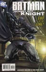 Batman: Journey into Knight #3 VF/NM; DC | save on shipping - details inside