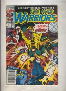 The New Warriors volumen 1 numero 013 (1991)