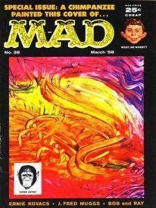 Mad #38, VG- (Stock photo)