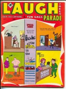 Laugh Parade 7/1969-Marvel-cartoons-gags-jokes-high grade-VF-