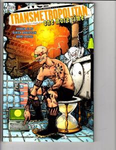 Transmetropolitan One More Time DC Vertigo Comics TPB Graphic Novel Ellis AK1