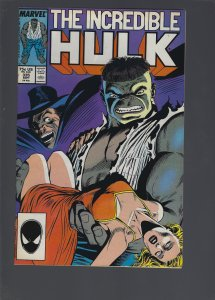 The Incredible Hulk #335 (1987)