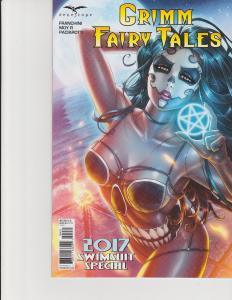 Grimm Fairy Tales Swimsuit Special 2017 Cover C Zenescope Comic GFT NM Cardy