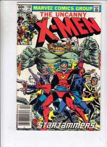 X-Men #156 (Mar-82) VF High-Grade X-Men