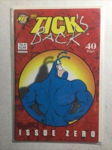 The Ticks Back 0 Near Mint Nm New England Comics Press