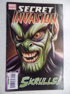 SECRET INVASION # 1 ONE SHOT MARVEL ACTION ADVENTURE