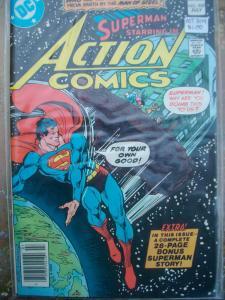 Action Comics 509 F
