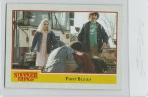Stranger Things First Blood 70 Topps Netflix 2018 Season One trading card