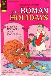 ROMAN HOLIDAYS 2 VF 1973 COMICS BOOK