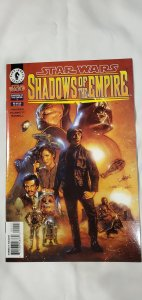 Star Wars - Shadows of the Empire #1 - NM - 1st Series