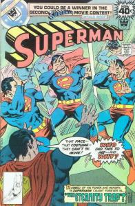Superman (1st Series) #332A FN; DC | save on shipping - details inside