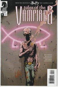 Buffy The Vampire Slayer's Tales of the Vampire # 4