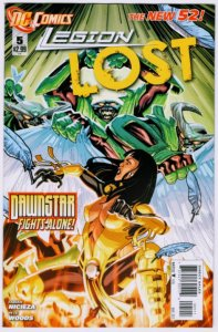 LEGION LOST #5 (VF/NM) 1¢ Auction! No Resv!