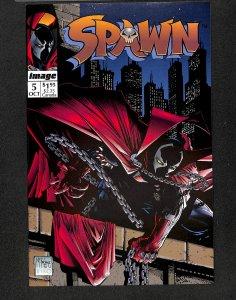 Spawn (BR) #5