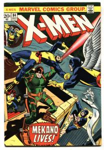 X-MEN #84 comic book 1973 COMIC BOOK-Marvel-Bronze-Age
