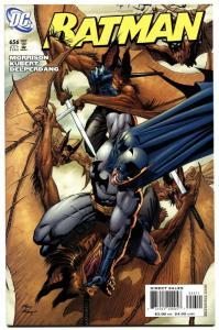 BATMAN #656 2006-1st FULL DAMIAN WAYNE--DC--NM