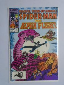 Marvel Team-Up (1st Series) Annual #7, Direct Edition 7.5 (1984)