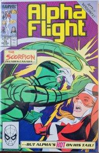 Alpha Flight #79 (1989)