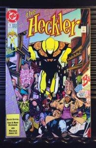 The Heckler #1 (1992)