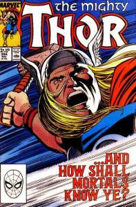 Thor (1966 series) #394, VF+ (Stock photo)