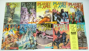 Planet of the Apes #1-24 VF/NM complete series + annual - adventure comics set