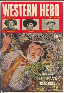 Western Hero #103 1951-Fawcett-Tom Mix-Gabby Hayes-Monte Hale-VF-