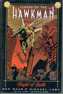 Legend of the Hawkman #3 (2000)