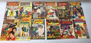Adventure Comics lot from #316-407 12 different avg 3.0 (1964-1971)