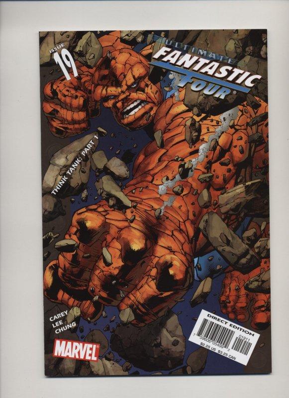 Ultimate Fantastic Four #19 (2005)