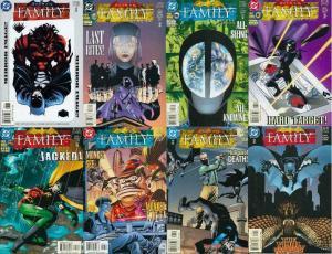 BATMAN FAMILY (2002) 1-8  the COMPLETE series! COMICS BOOK
