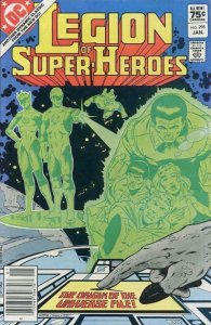 Legion of Super-Heroes, The (2nd Series, Canadian Edition) #295 VG; DC | low gra