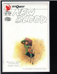ElfQuest: New Blood #11 (Warp, 1993)