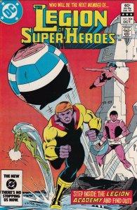 DC Comics! Legion of Super-Heroes! Issue 304!