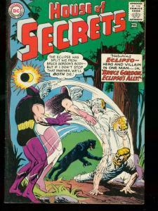 HOUSE OF SECRETS #70 1965 DC COMICS ECLIPSO MARK MERLIN VF