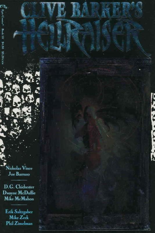 Hellraiser (Clive Barker's…) TPB #10 FN; Epic | save on shipping - details insid