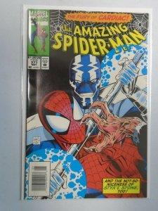 Amazing Spider-Man #377 8.0 VF (1993 1st Series)