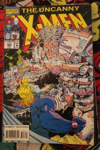 The Uncanny X-Men 306 FN