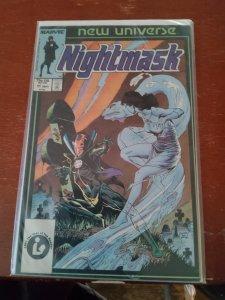 Nightmask #11 (1987)