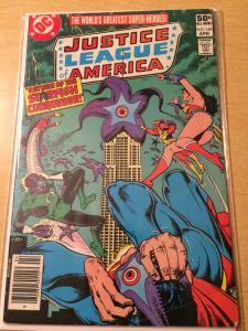 Justice League of America #189