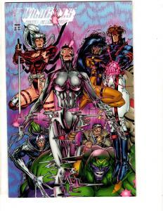 Lot Of 7 Image Comic Books Wildcats # 11 12 13 14 + Violator # 1 2 3 CR30