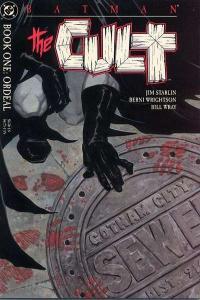 Batman: The Cult #1, NM (Stock photo)